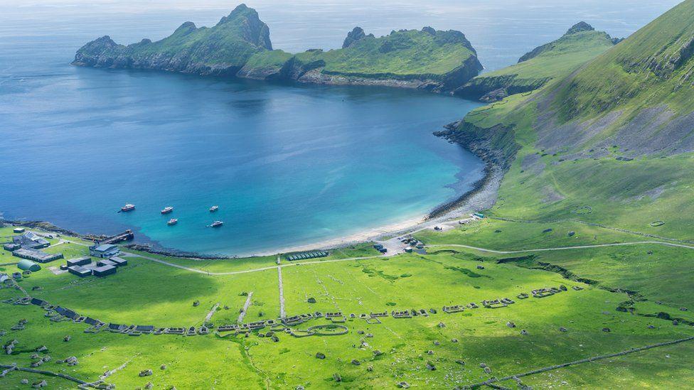 Island of Hirta