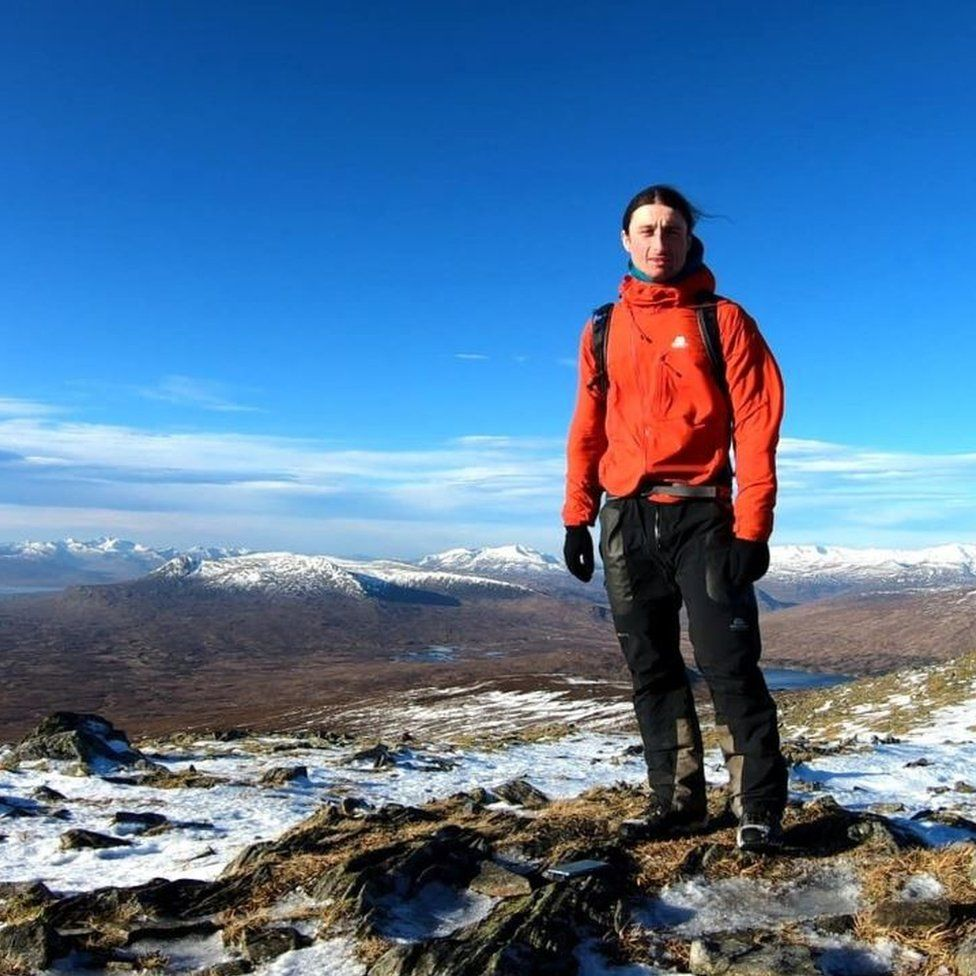 Ben Alder and the Ossian Munros
