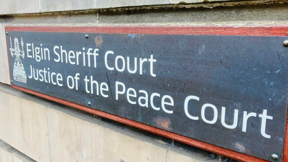 Elgin Sheriff Court