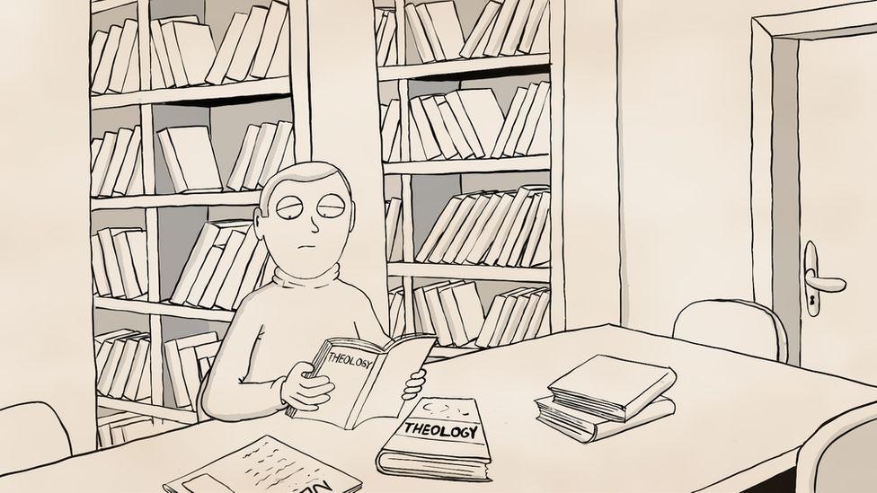 Animated image of Bekir