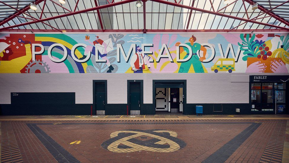Pool Meadow bus station