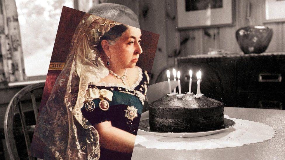 Британська королева Вікторія померла в 1901 році у віці 81 року