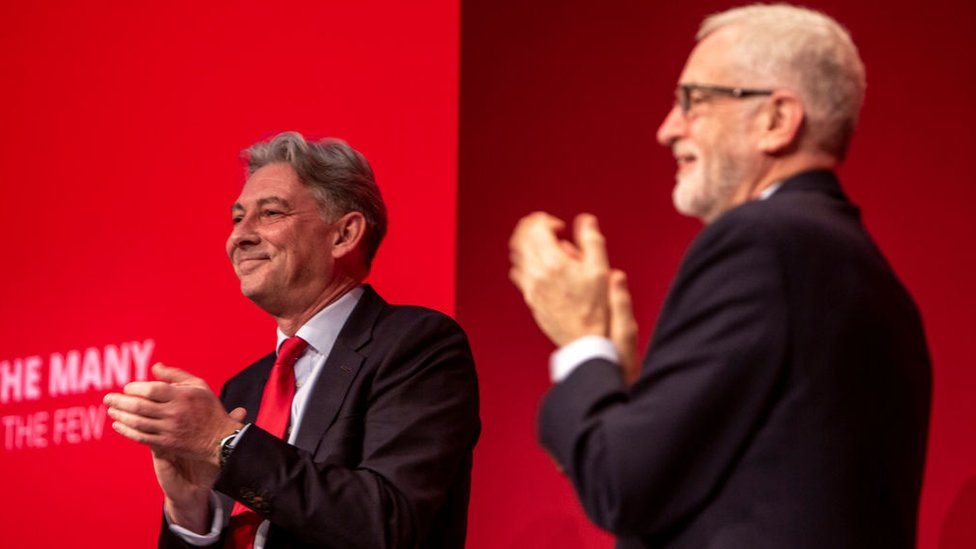 Leonard and Corbyn