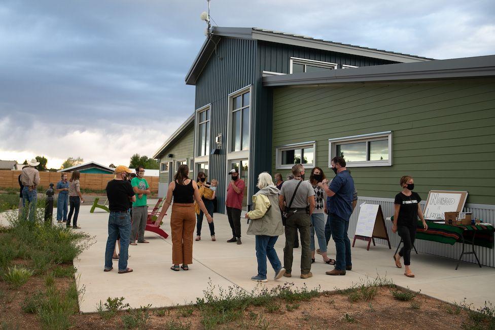 Norwood, Colorado BLM vigil
