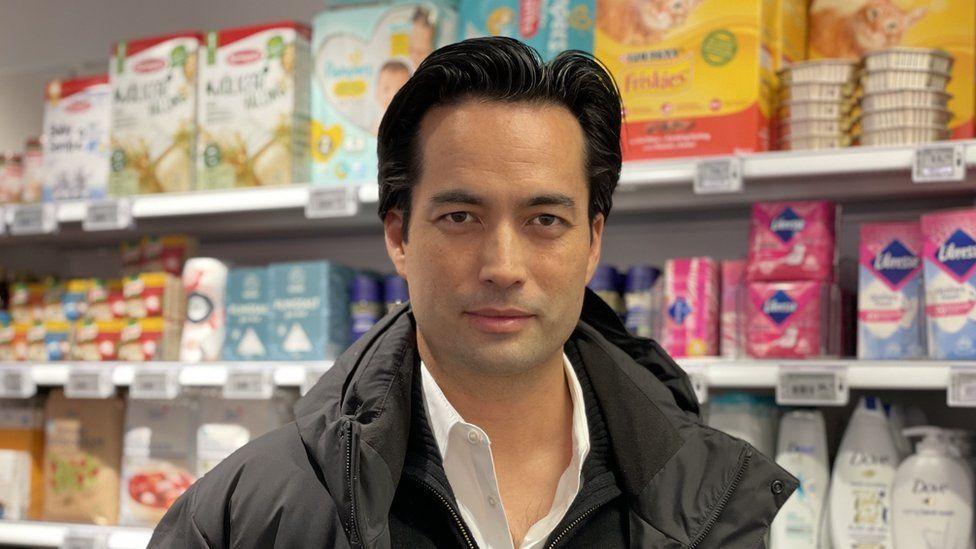 Lifvs co-founder Daniel Lundh
