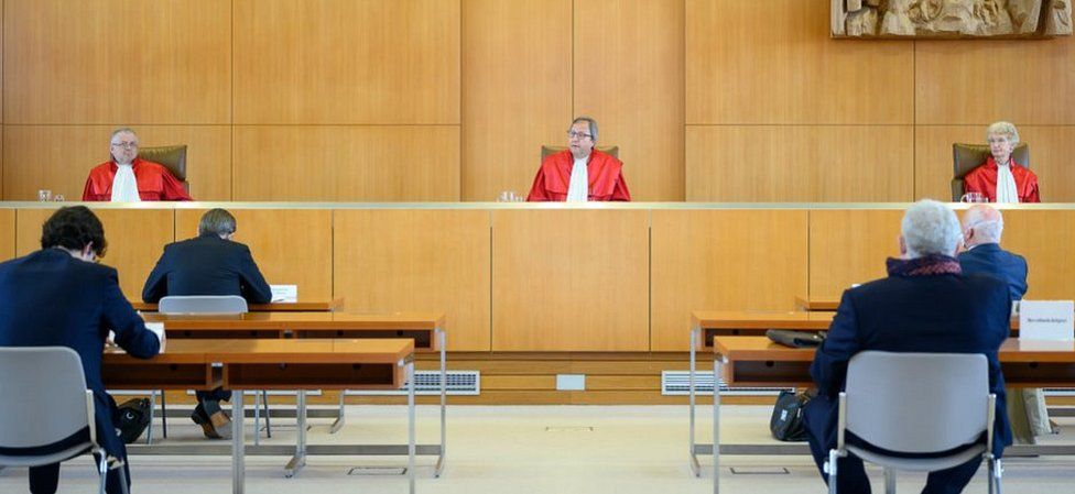 German court criticises European Central Bank crisis bond-buying ...
