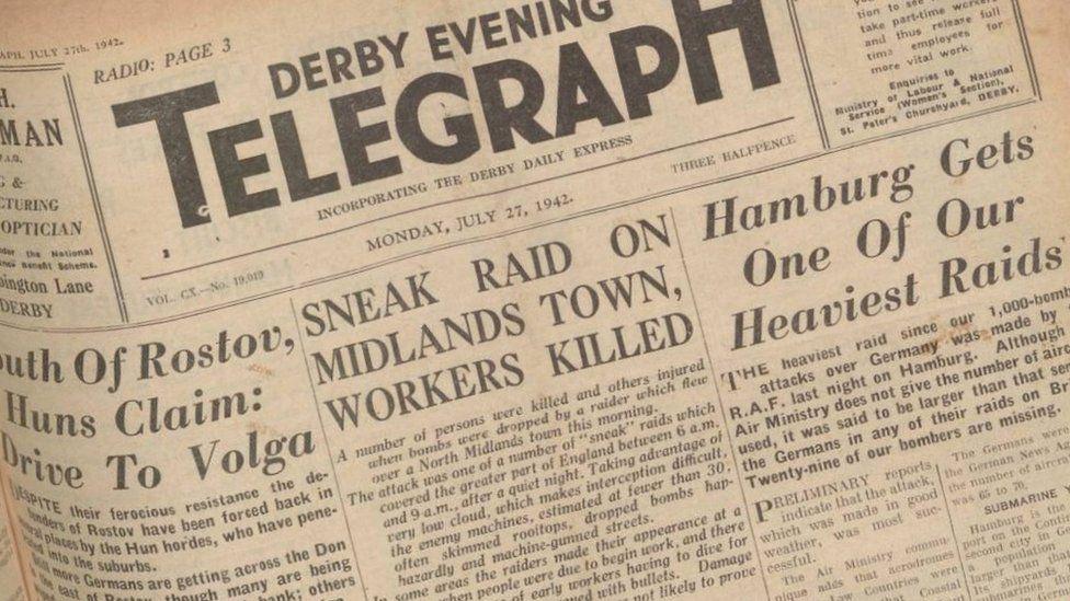 Derby Evening Telegraph