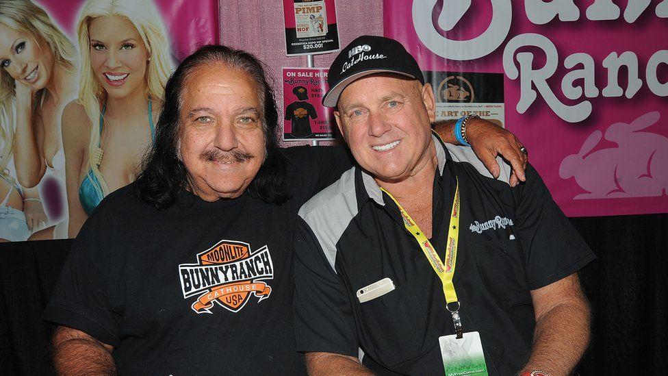 Ron Jeremy and Dennis Hof
