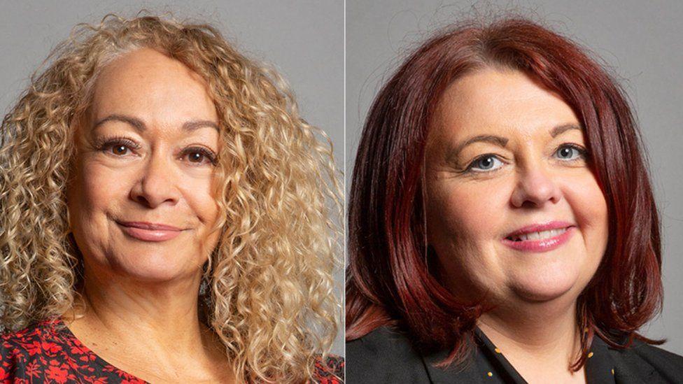 Riverside MP Kim Johnson and Wavertree MP Paula Barker