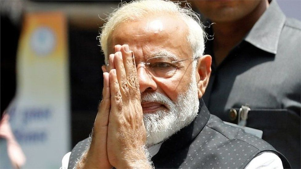 India's Prime Minister Narendra Modi file photo