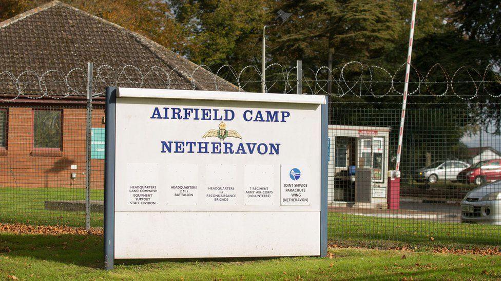 Netheravon airfield