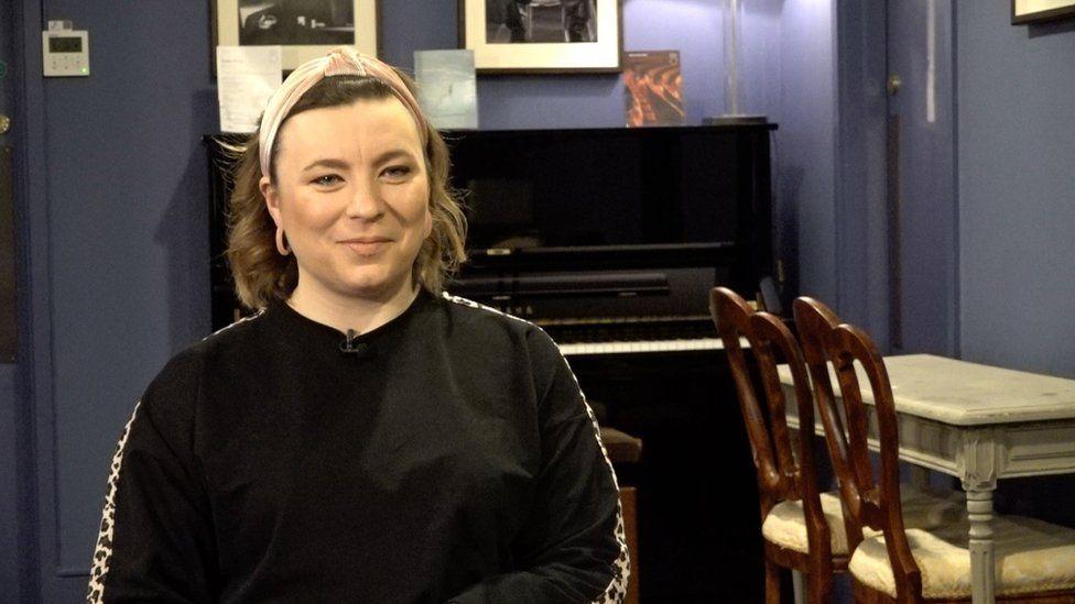 Swansea-born singer Natalya Romaniw