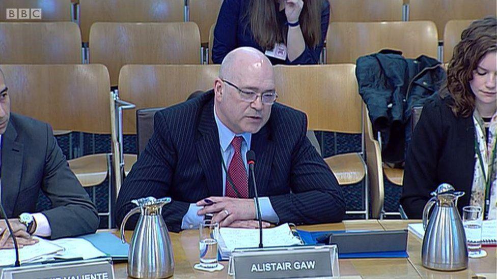 Alistair Gaw