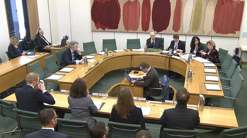 Work and Pensions Committee