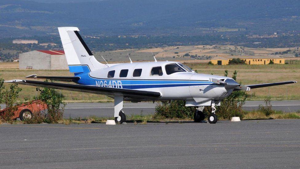A PA-46-310P Malibu aircraft