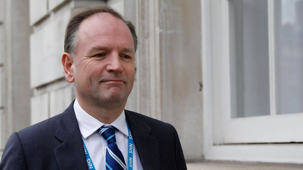 Sir Simon Stevens