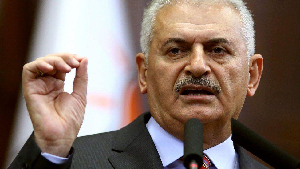 Yıldırım: Darbe girişimi istihbaratı MİT'e saat 15.00 civarında geldi