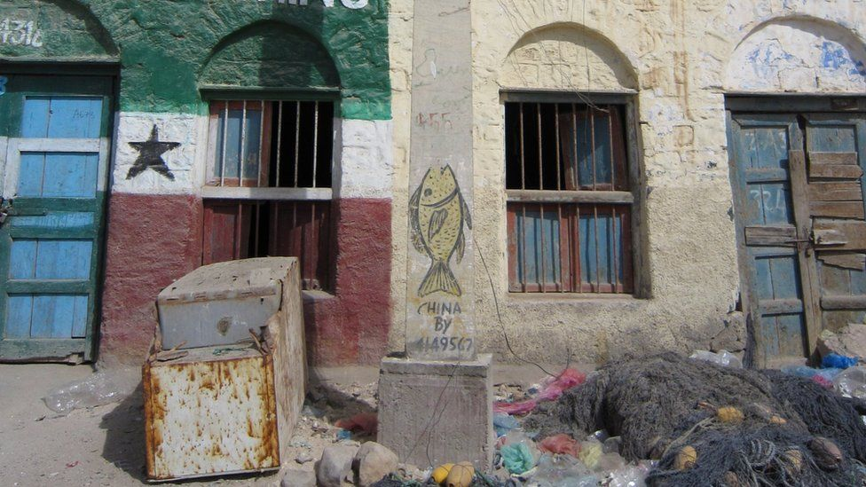 Berbera street