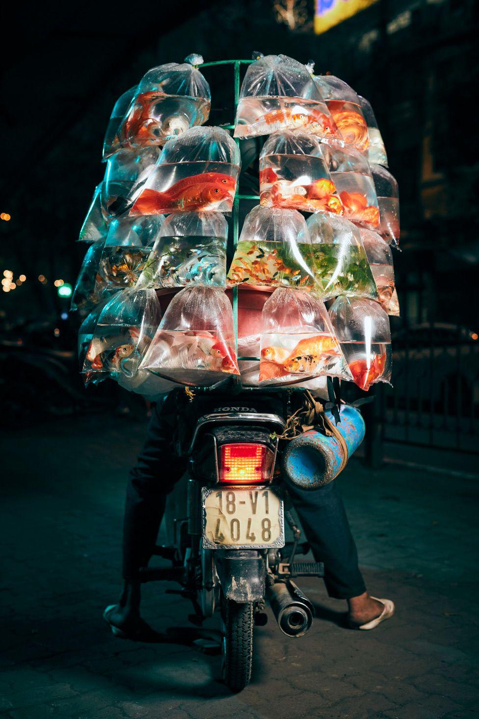 Вьетнамский мопед как образ жизни