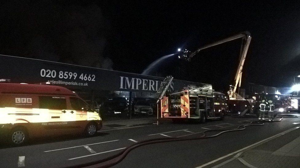 Imperials car dealership