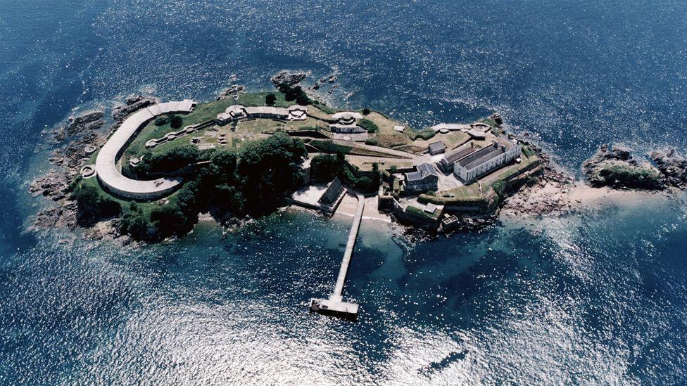 Drake's Island