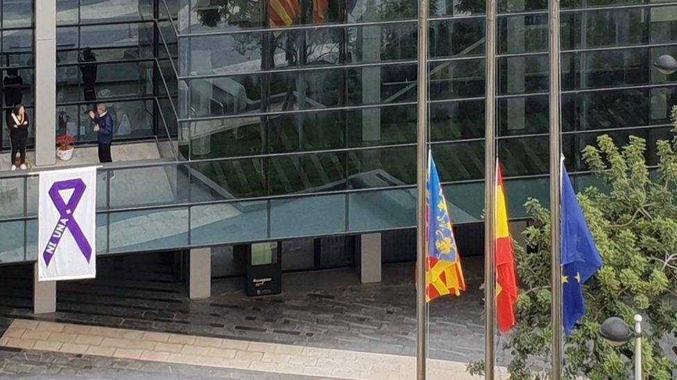 Almassora marks death of Carina