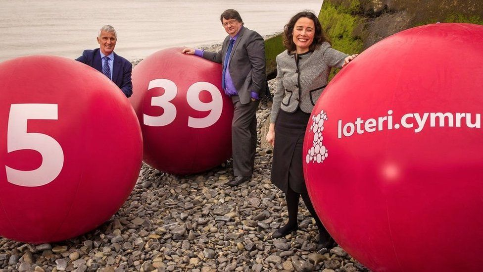 Loteri Cymru