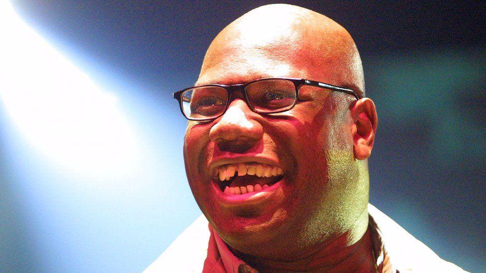 Picture of DJ Carl Cox
