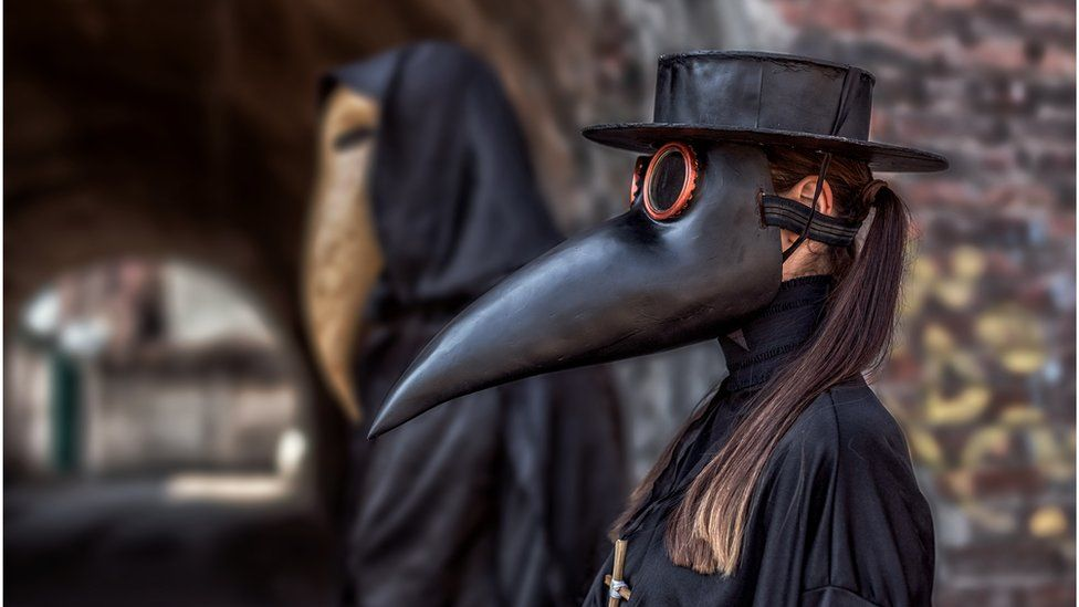 What is bubonic plague? - BBC News