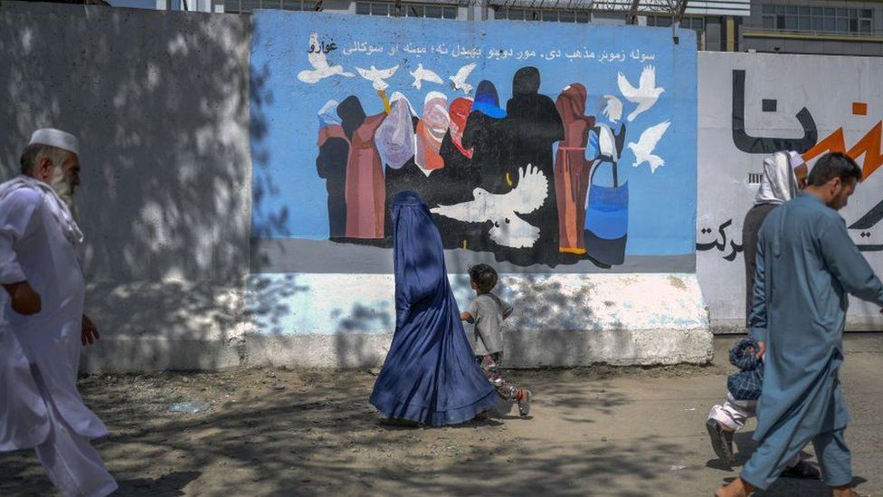 Afghanistan: Taliban morality police replace women's ministry thumbnail