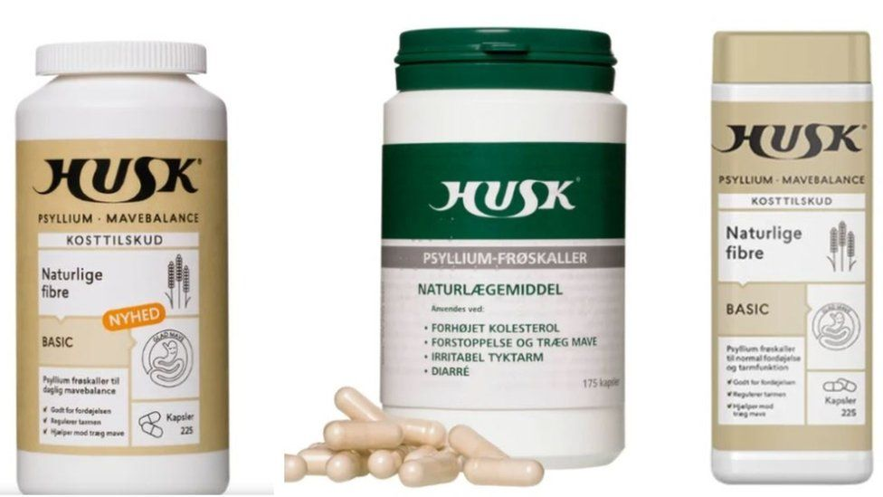 These three products have been recalled in recent days by the manufacturer Orkla