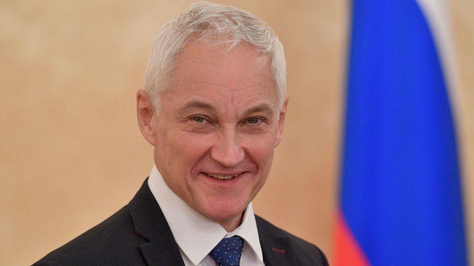 Андрей Белоусов временно стал новым премьер-министром. Что думают ...