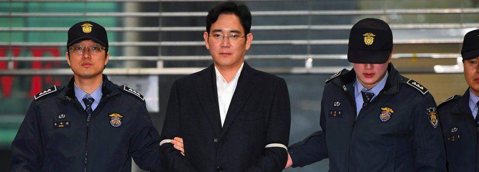 Samsung acting chief Lee Jae-Yong