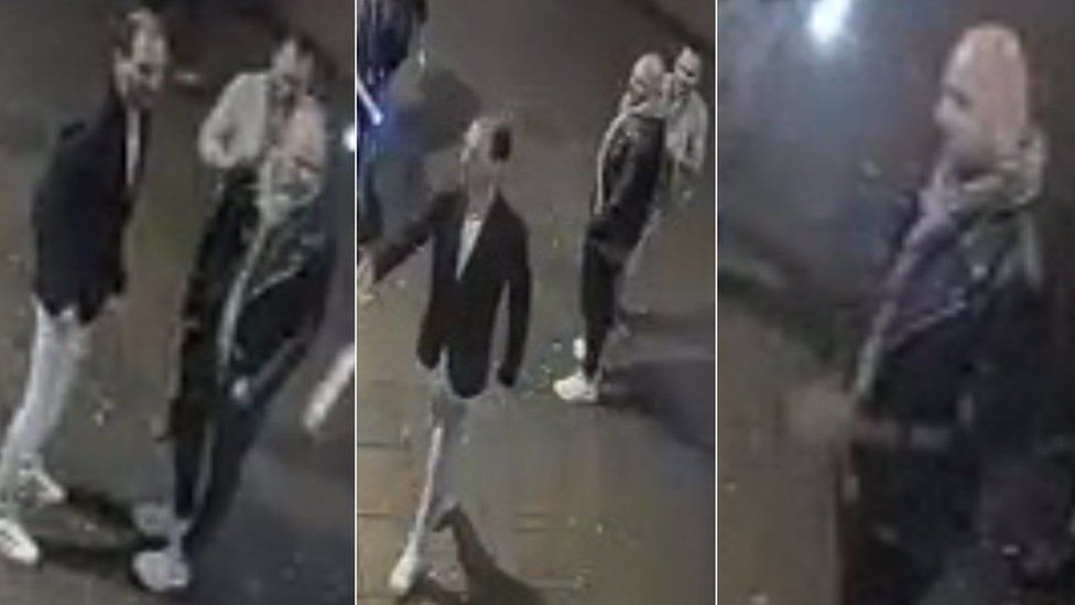 Men Cumbria Police want to trace to speak to