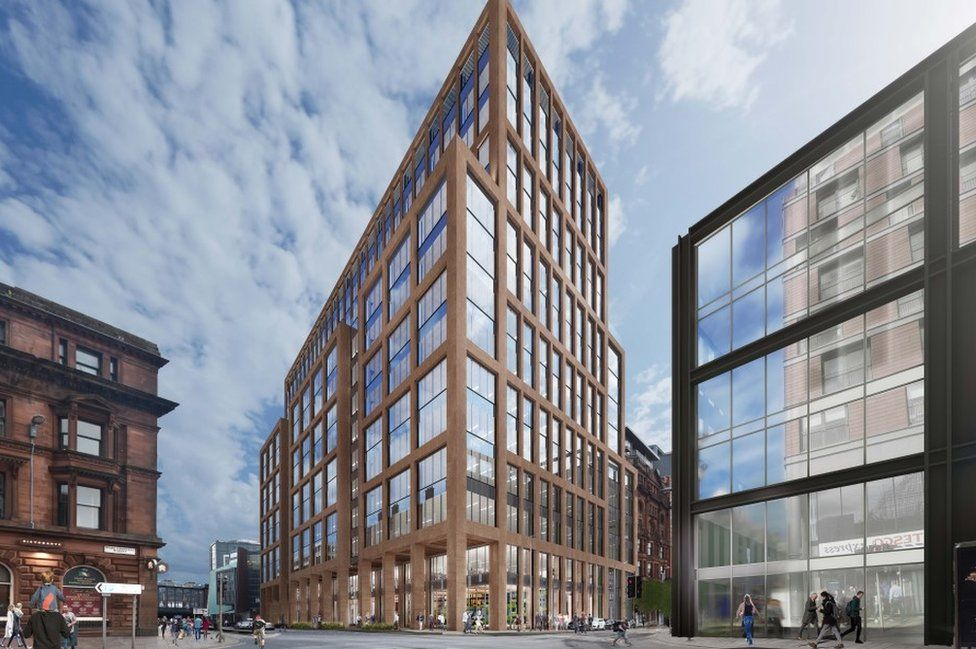 JPMorgan Chase to build new technology base in Glasgow