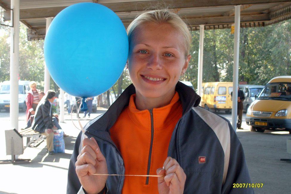 Yuliya Stepanova in 2007