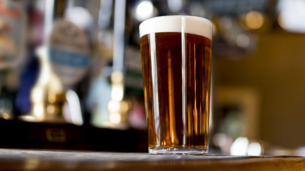 Picture of a pint