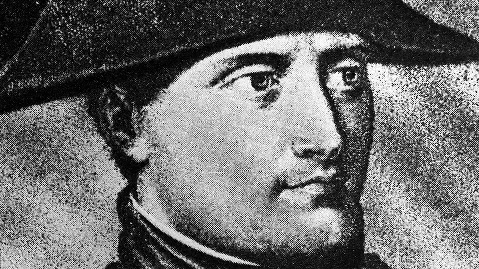 Napoleon Bonaparte: St Helena seeks impersonator for bicentenary