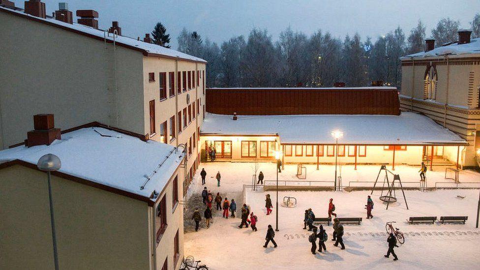 finnish school