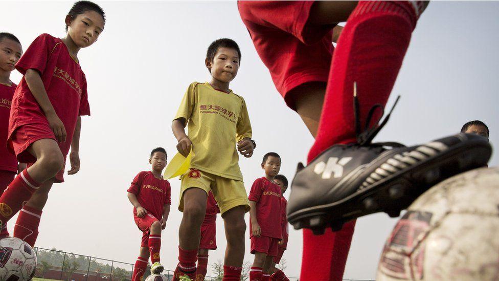 Evergrande International Football School