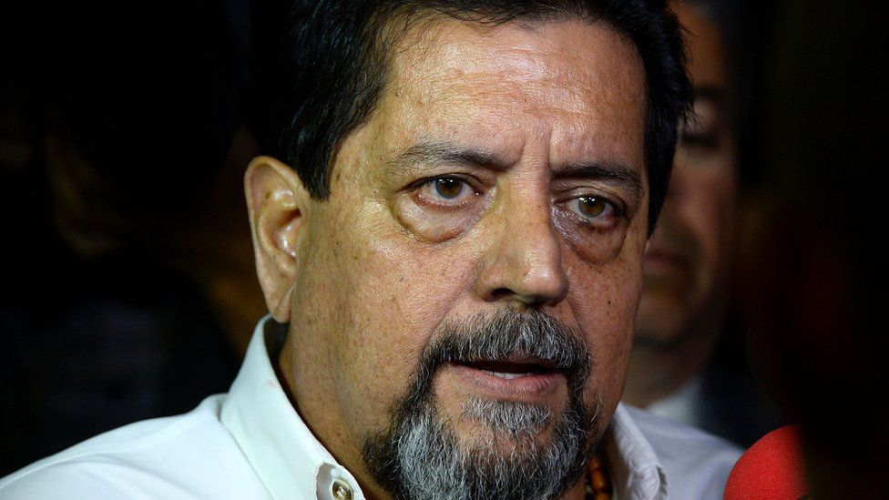 Freed Venezuela lawmaker Edgar Zambrano: The regime kidnapped me