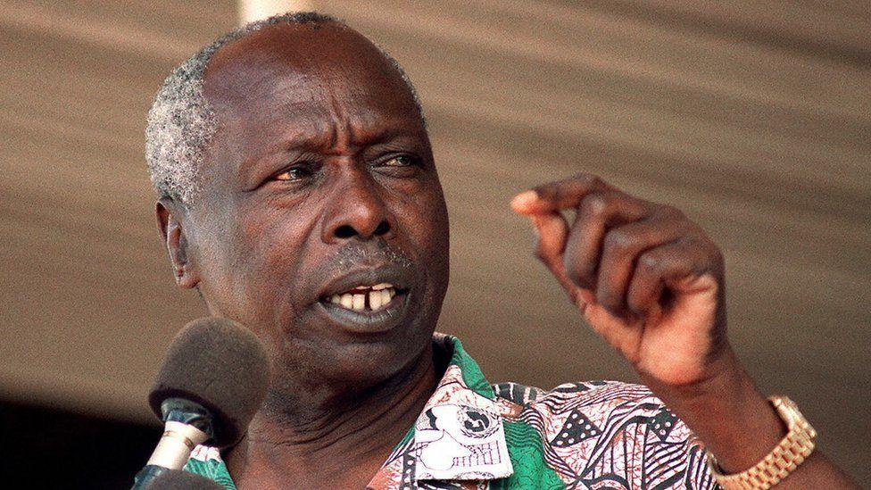 Kenya's ex-President Daniel arap Moi ordered to pay for land grab