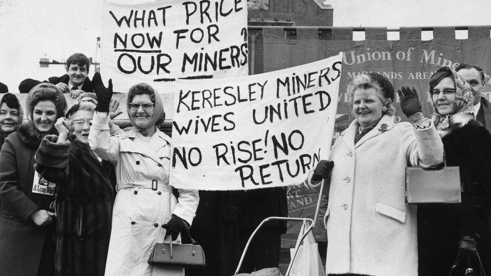 Coventry miners' wives