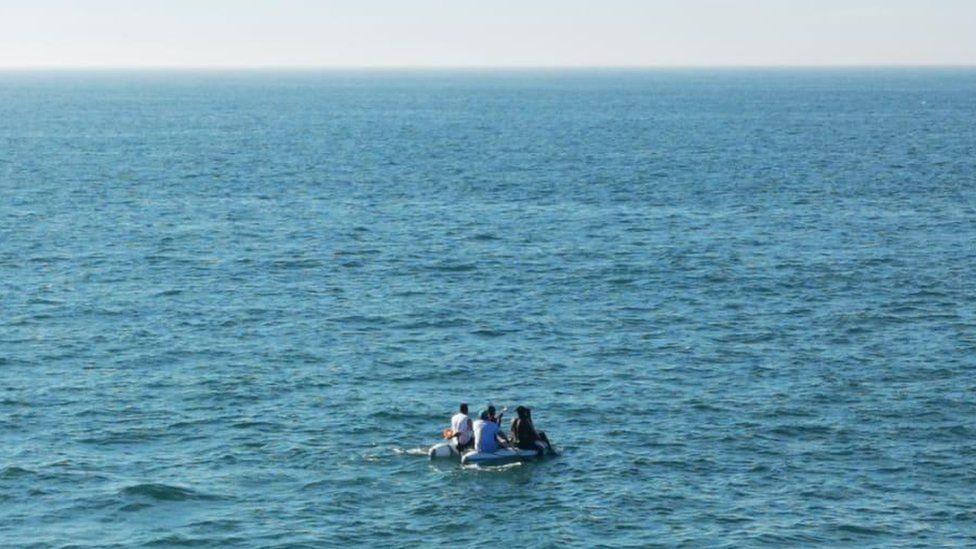 Boat rescued