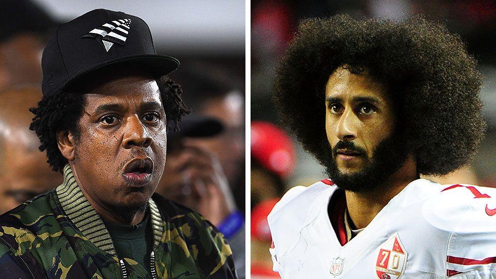 Jay-Z accusé d'avoir trahi la cause des Afro-américains