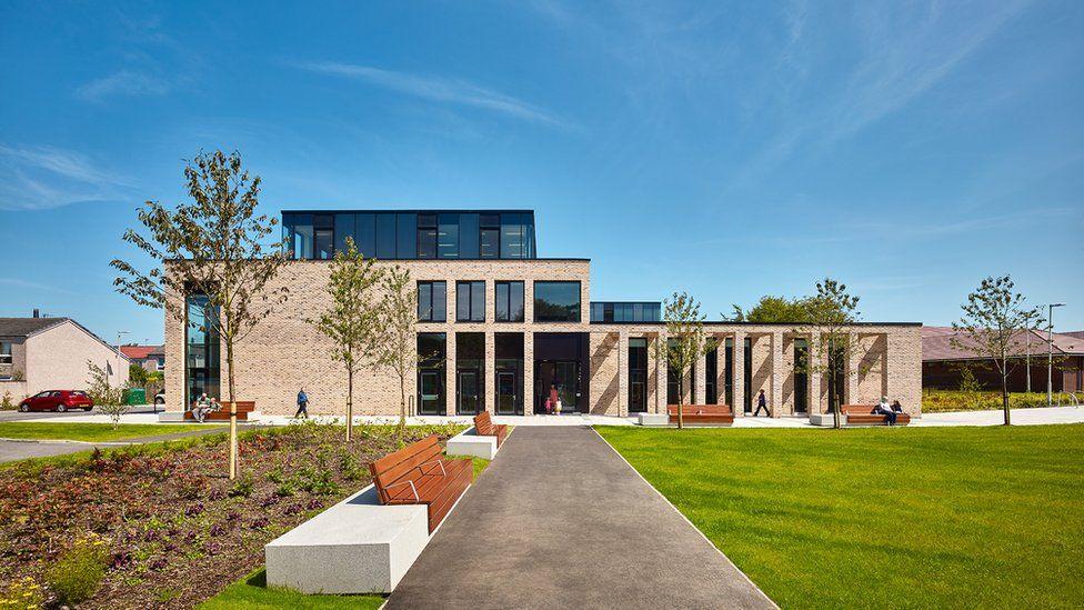 Muirfield (Community Enterprise Centre), Cumbernauld (£6.5m) - Collective Architecture for North Lanarkshire Council