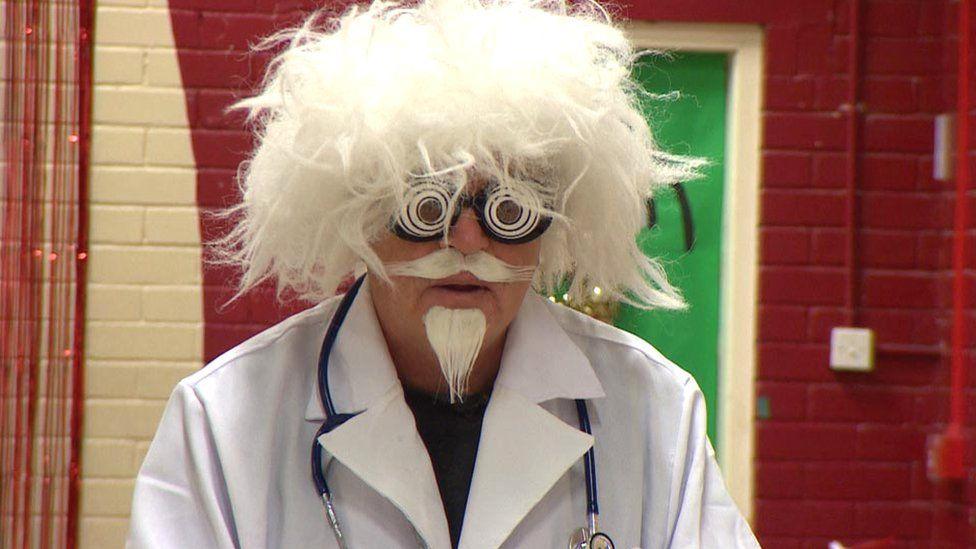 """Doctor Potty"""