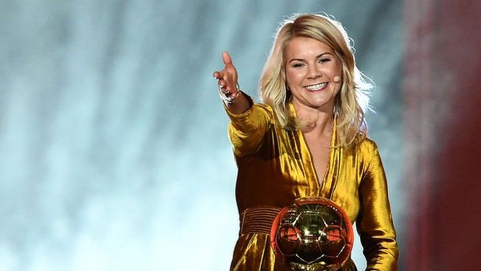 Ada Hegerberg has declined to play for the national team since 2017