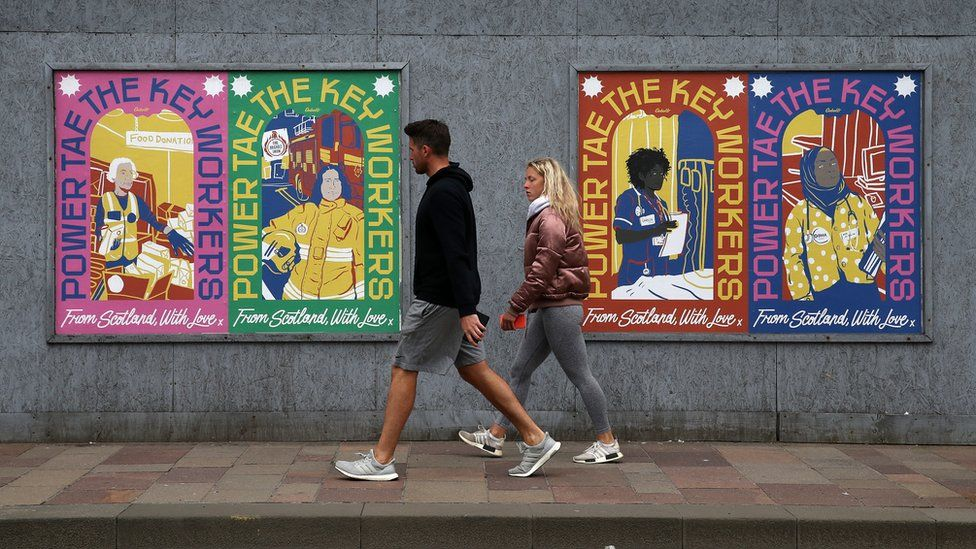 posters in Glasgow