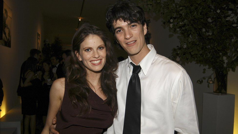 "Adi Neumann and Adam Neumann attend Molly Sims Hosts OPERATION SMILE, ""The Smile Collection"" Benefit featuring the J. MENDEL Spring 2006"